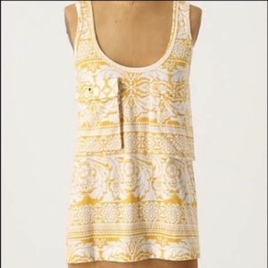 Anthropologie, C. Keer Safari Tank